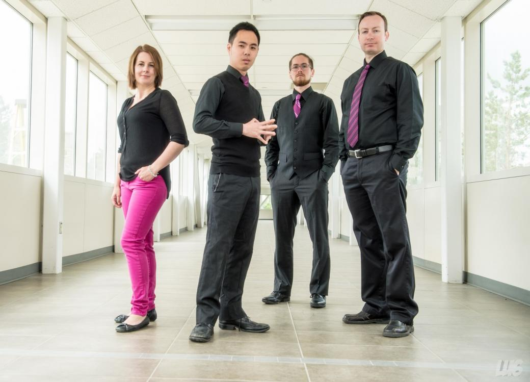 The Joy of Saxwith The Proteus Saxophone Quartet