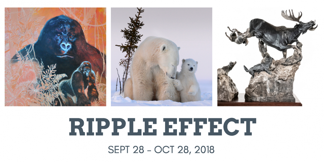 Brian Keating Opens 'Ripple Effect' at Leighton Art Centre