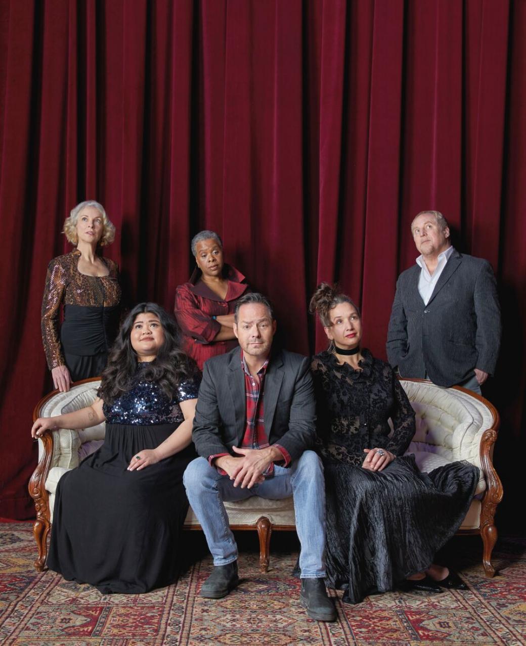 Teatro La Quindicina  presents: The Finest of Strangers