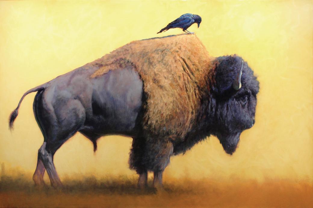 Exhibition: Bison bison bison