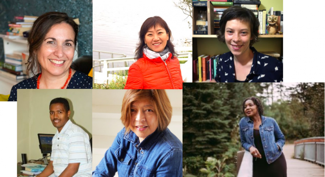 WGA Presents: Borderlines at LitFest - So, Where Are You From?