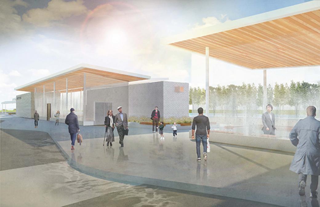 Edmonton Arts Council Call to Edmonton & Area Artists - Heritage Valley Park & Ride