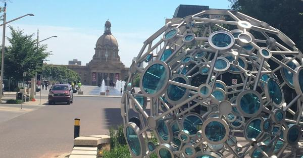 Link to Free public art walking tours of Capital Boulevard on Culture Days