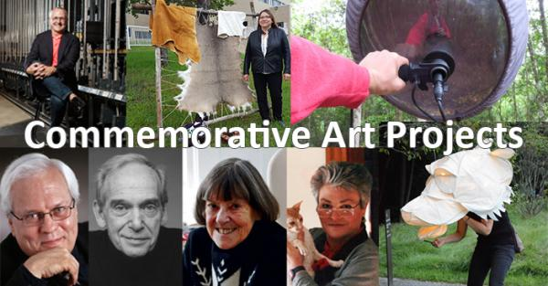 Link to Announcing: Commemorative Art Projects