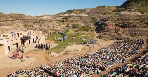 Link to Job (Drumheller) Head of Scenic Arts - Badlands Passion Play