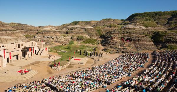 Link to Job (Drumheller) Scenic Arts Assistant - Badlands Passion Play