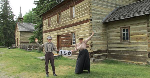 Link to Historic Dunvegan 150 Super Celebration Weekend