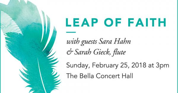 Link to Leap of Faith