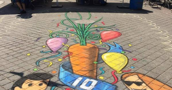 Link to Chalk It Up In The Community