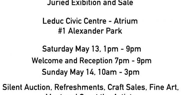 "Link to Leduc Art Club is hosting ""Alberta Community Arts Clubs Association"""