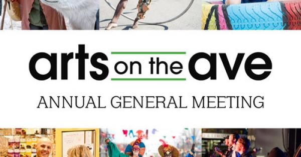 Link to Arts on the Ave Annual General Meeting