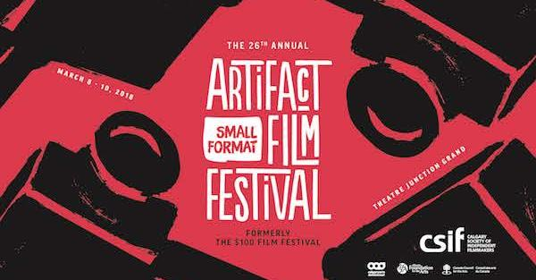 Link to The $100 Film Festival is now... the Artifact Small Format Film Festival