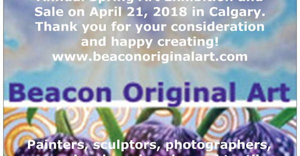 Link to Beacon Original Art - Call for Artist Submissions