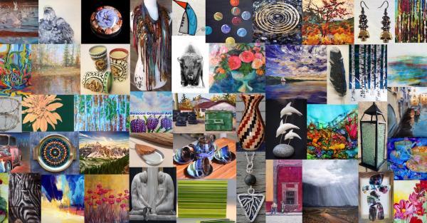 Link to Beacon Original Art Fall Show & Sale