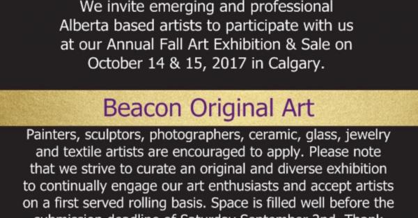 Link to Beacon Original Art - Call for Submissions