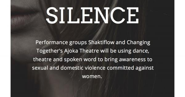 Link to Breaking The Silence - An Aesthetic Response to Violence Against Women