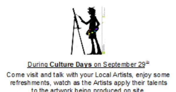 Link to Alberta Culture Days - Visit With The Artists