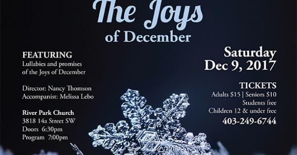 Link to The Joys of December