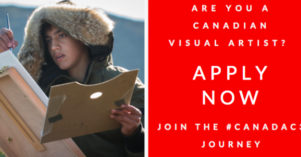 Link to Call for applications  -  Canada C3 Visual Artists