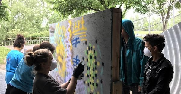 Link to Street Art Program for Youth