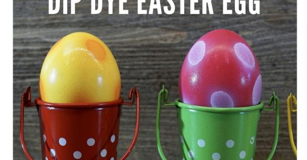 Link to Dip Dye Easter Egg