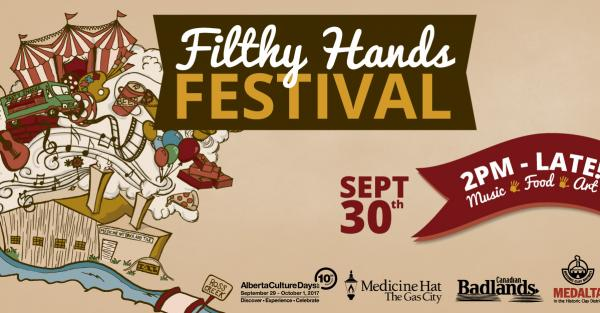 Link to Filthy Hands Festival