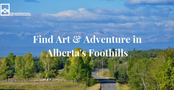 Link to The Most Beautiful Art Tour in Alberta: Open Studio Event