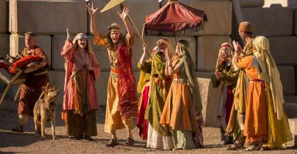 Link to Job (Drumheller) Head of Wardrobe - Canadian Badlands Passion Play