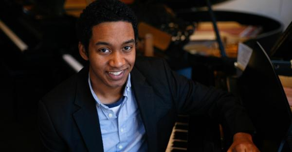 Link to Rashaan Allwood In Recital
