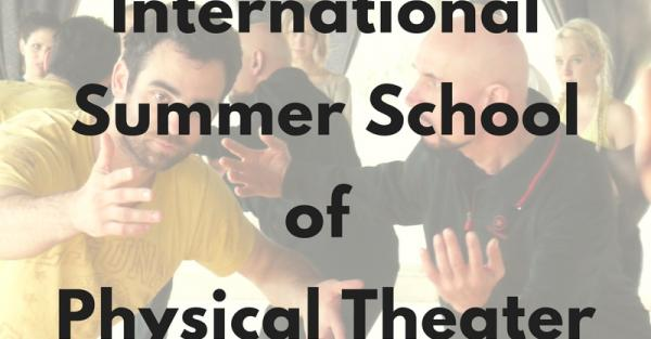 Link to International  Summer School of Physical Theatre