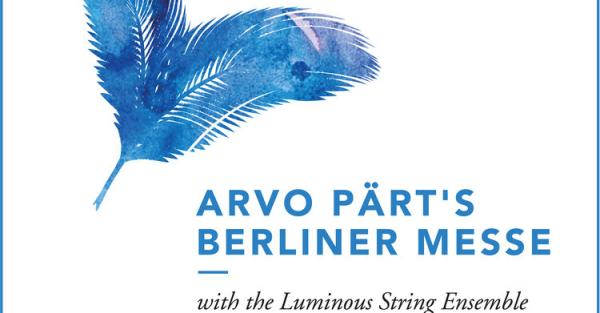 Link to Arvo Pärt's Berliner Messe