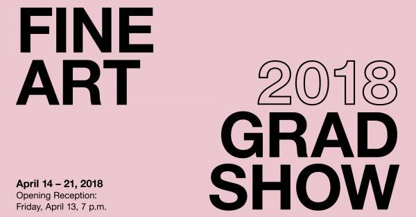 Link to MacEwan Fine Art Grad Show