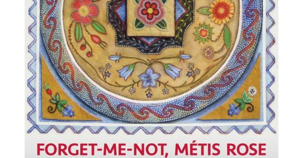 Link to Forget-me-not, Métis Rose