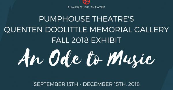 Link to Pumphouse Theatre Fall 2018 Gallery -- Submissions are Now Open!