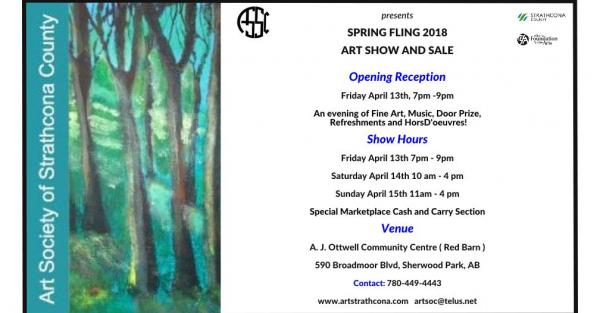Link to Spring Fling 2018 Art Show and Sale