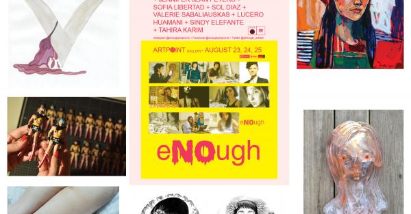 Link to eNOugh exhibit