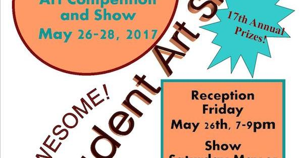 Link to High School Student Art Competition, Show and Sale
