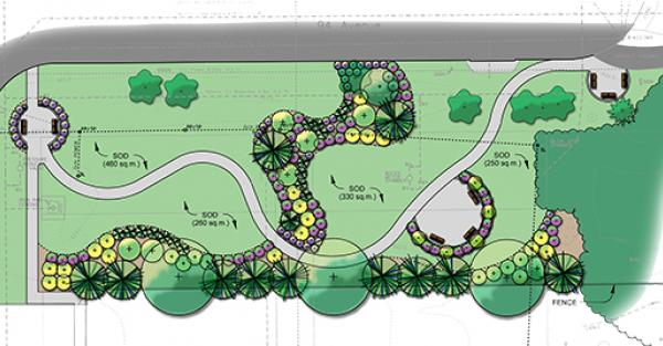 Link to Edmonton Arts Council Call to Edmonton Artists - Rossdale Pocket Park