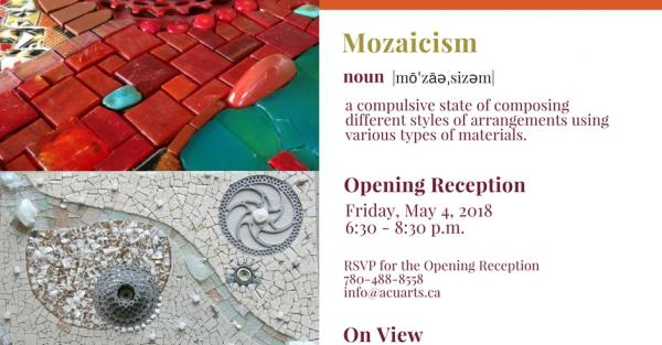 Link to Opening - Mozaicism featuring Theodora Harasymiw