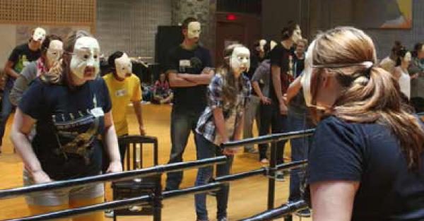 Link to Theatre Alberta's Artstrek