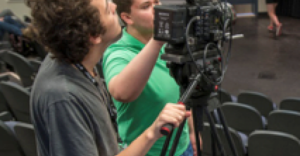 Link to Film Camp at Red Deer College