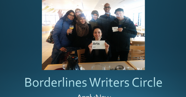 Link to Call for Borderlines Writers Circle Participants