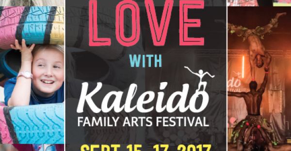 Link to Kaleido Family Arts Festival 2017 Callouts