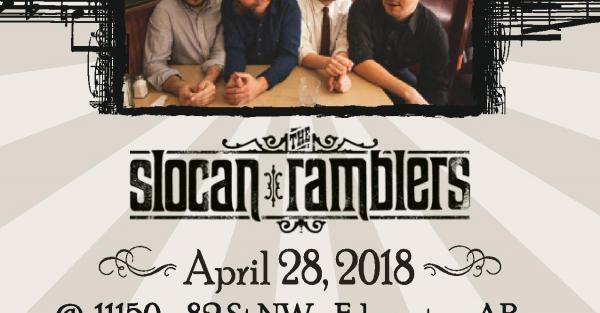 Link to The Slocan Ramblers