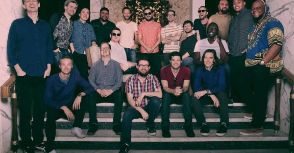 Link to TD Edmonton International Jazz Festival presents Snarky Puppy