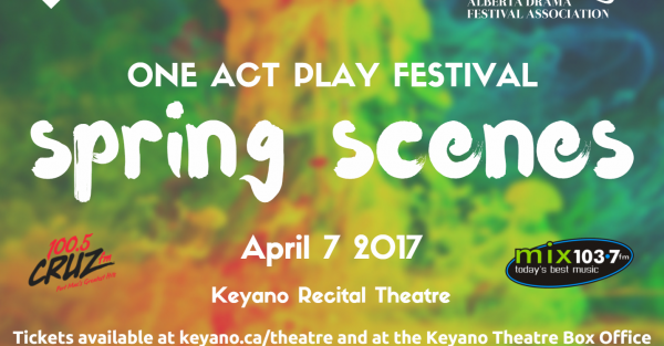Link to Spring Scenes One Act Play Festival