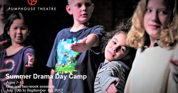 Link to Summer Drama Camp Age Expansion 7-15 yrs