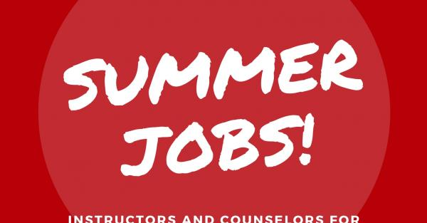 Link to Pumphouse Theatre Summer Camp Job Opportunity: Counselors