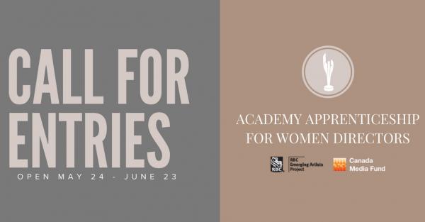 Link to Academy Apprenticeship for Women Directors