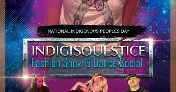 Link to INDIGISOULSTICE on Indigenous Peoples Day - YEG JUNE 21